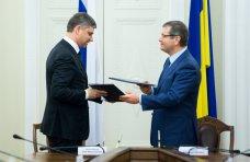 переход Керчь – Кубань, Правительства Украины и России утвердили задание на разработку ТЭО строительства перехода через Керченский пролив