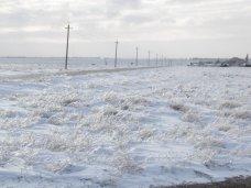 штормовое предупреждение, В Крыму продлено штормовое предупреждение