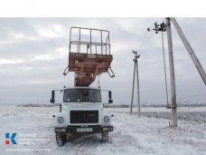 Электроснабжение, В Крыму обесточены 99 населенных пунктов
