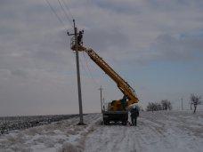 Электроснабжение, Восстановлением электроснабжения Крыма занимаются почти 500 человек