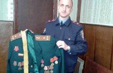 Кража, В Красноперекопске ветеранам вернули похищенные ордена