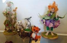 Выставка, В Севастополе открылась выставка изделий из войлока