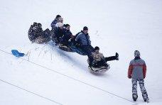 Происшествие, На выходных четверо туристов травмировались в горах Крыма