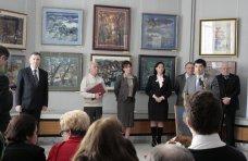 Выставка, В Симферополе открылась выставка памяти крымского художника