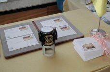 спецгашение, В Симферополе провели спецгашение конверта к 100-летию крымского художника