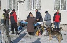 Благотворительность, В Феодосии начали раздавать бесплатные обеды