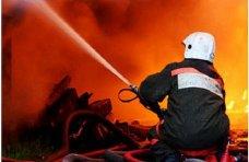 Пожар, В Саках на пожаре погиб пенсионер