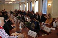 встреча, Крымский премьер встретился с творческой интеллигенцией АРК