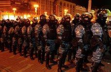 политическая ситуация в Украине, Крымский «Беркут» в полном составе находится в Киеве