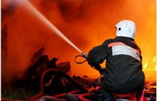 Пожар, На пожаре в Джанкое погибли два человека