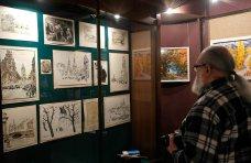Выставка, В Ялте отметили 100-летие крымского художника