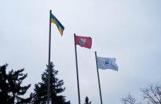 Олимпиада, В Севастополе подняли Олимпийский флаг