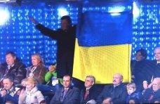 Олимпиада, Почему во время церемонии открытия Олимпиады нам не показали Януковича
