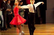 Танцы, В Севастополе провели соревнования по спортивным танцам