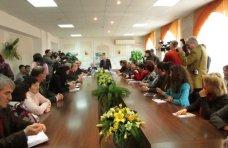 встреча, встречи, Крымские депутаты встретились со студентами КИПУ