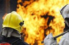 Пожар, На пожаре в Сакском районе спасли женщину