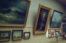 В Феодосии откроется выставка, посвященная Шевченко и Айвазовскому