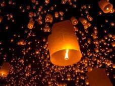 В Евпатории проведут фестиваль небесных фонариков