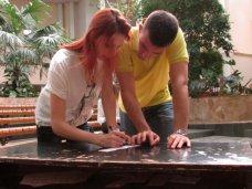 В Симферополе провели «Love quest»