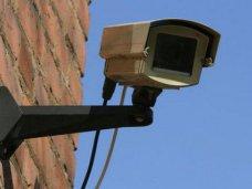 С фасада здания телекомпании в Симферополе украли камеры наблюдения
