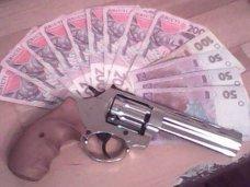 В Кировском районе задержали селянина с оружием и наркотиками