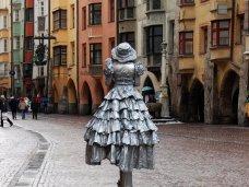 В мае в Евпатории проведут чемпионат живых статуй