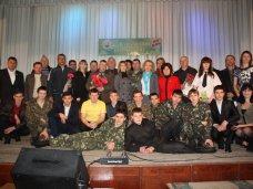 В Сакском районе отметили годовщину вывода войск из Афганистана