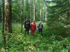 В Симферопольском районе искали двух заблудившихся подростков с ребенком