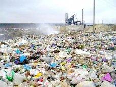 За год полигон Алушты принял 640 кубометров мусора