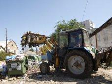 В Симферополе отчитались о ликвидации стихийных свалок