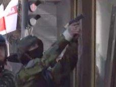 Два бойца крымского «Беркута» в Киеве получили огнестрельные ранения