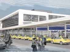 В Симферополе утвердили эскиз нового пригородного автовокзала