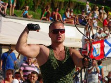 «Богатыри Тавриды» устроят в Симферополе силовое шоу