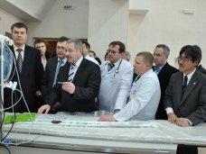 Больница им. Семашко в Симферополе получила медицинское оборудование