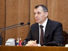 Спикер Крыма призвал все силы отложить разногласия в сторону