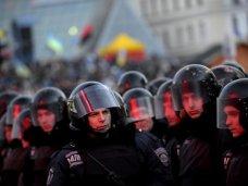 В Киеве крымский «Беркут» скорбит о погибших коллегах, – очевидец