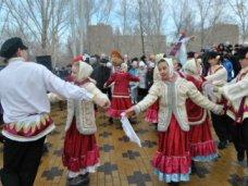 В Симферополе на Масленицу устроят игровое театрализованное представление