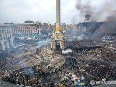 В Киеве договорились о перемирии и переговорах
