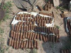 В Гурзуфе обезвредили более 150 боеприпасов времен войны
