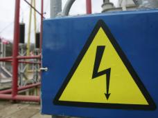 Издательство в Симферополе делилось электроэнергией с частными фирмами