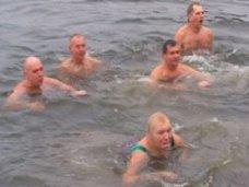 В Феодосии создадут клуб любителей зимнего плавания
