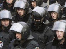 Крымские военнослужащие оставили центр Киева