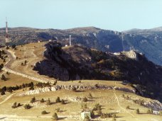 В горах возле Ялты потерялись российские туристы
