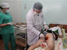 В Крым вернулись активисты, подвергшиеся нападению экстремистов в Черкасской области