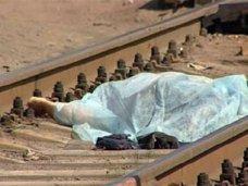 В Красногвардейском районе поезд сбил местного жителя