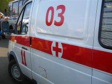 В Симферополе девушка упала с высоты седьмого этажа