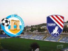 Матч с «Севастополем» будет сложным, – тренер «Таврии»
