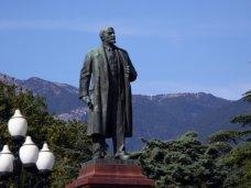 В Ялте не собираются сносить памятник Ленину