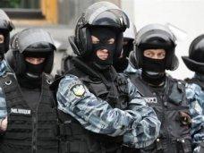 «Беркут» возьмет под охрану парламент Крыма