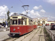 В Евпатории выберут лучшего водителя трамвая